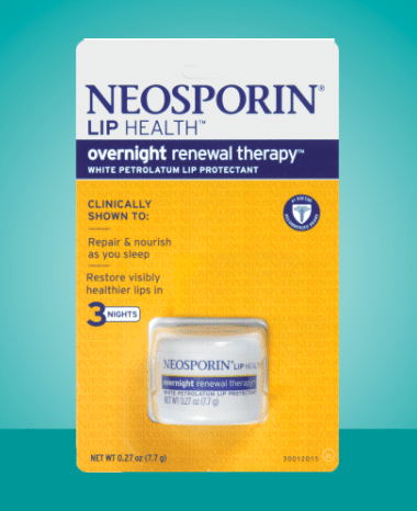 Can you use Neosporin on lips? Actually, They Make A Product