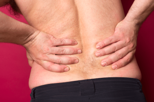 sacral fracture