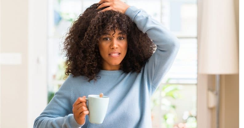 Coffee can make you anxious and nervous