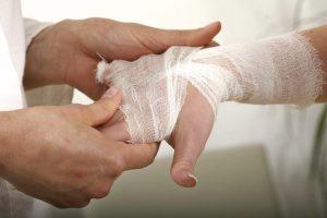 Torn Finger Ligament
